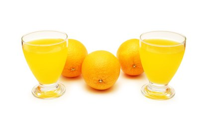 Oranges are a soothing food for stress and packed full of vitamin C.
