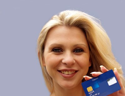 Request credit card replacements with your new name.