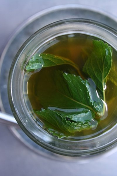 Peppermint Oil for Nasal Congestion