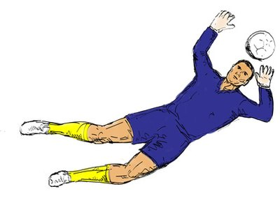 Hand-Eye Coordination Exercises for Goalkeeper