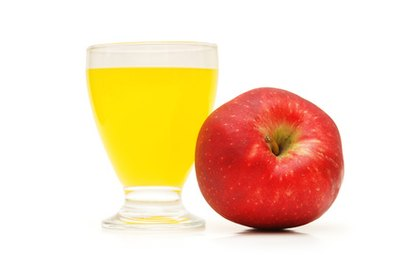 Fruit juice lacks the fiber found in actual fruit.