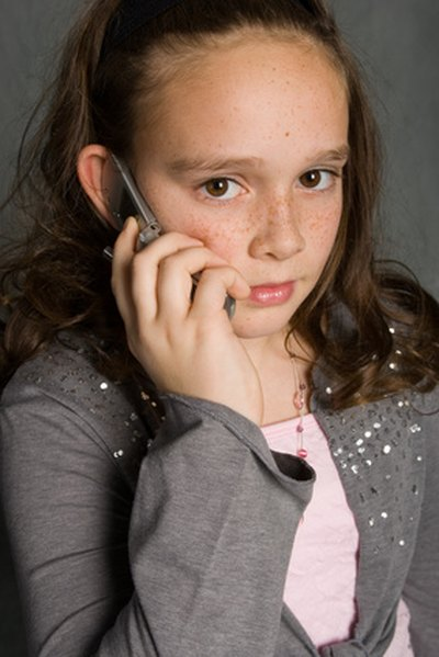 Harmful Effects of Cell Phones on Kids