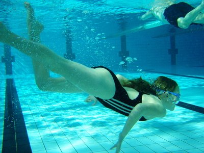 Exercises for Holding Your Breath Underwater