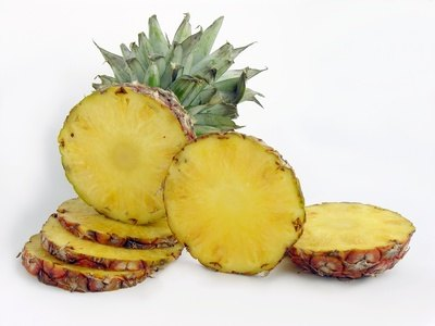 Pineapple Stomach Pain