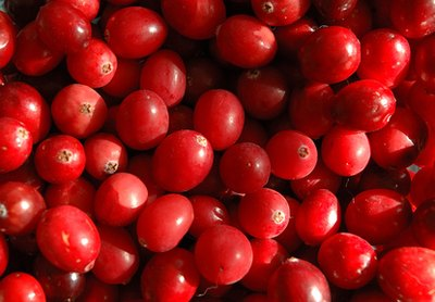 Cranberry Juice Ingredients
