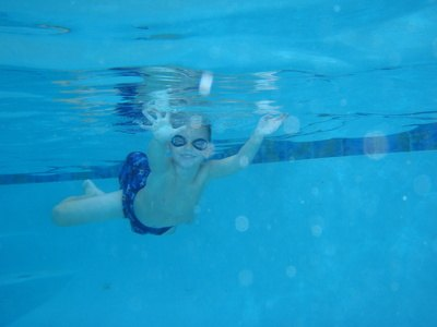 Water Aerobic Ideas for Kids