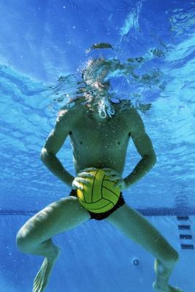 Water Polo Leg Strength