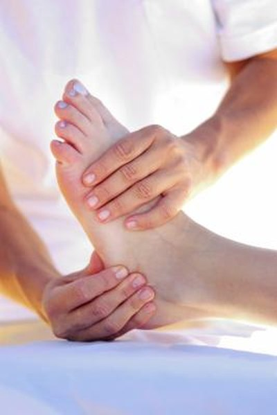 Reflexology Points and Pregnancy