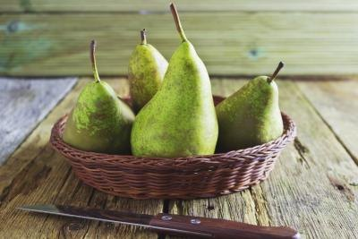 Nutrition in Green Pear