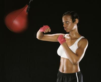 15 Minute Punchbag Workout