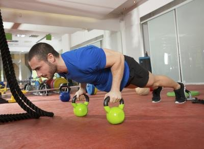 How Long Does it Take to Lose Weight With a Kettlebell?