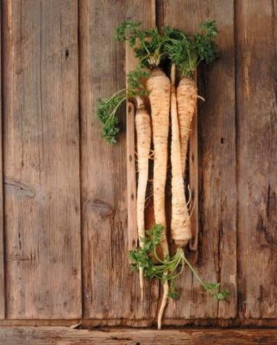 How to Bake Parsnip Chips