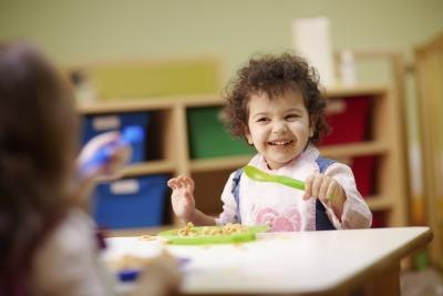 A Meal Plan for Preschoolers
