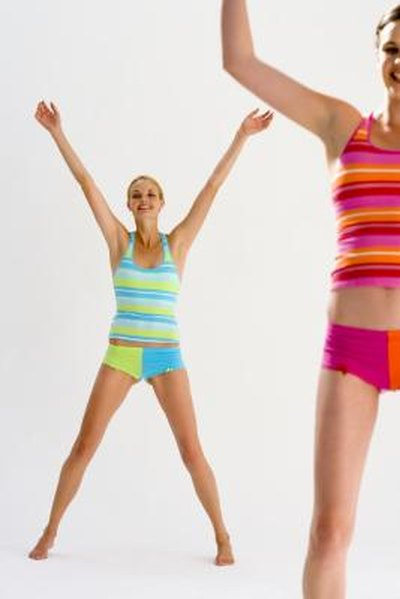 Burpees vs. Jumping Jacks
