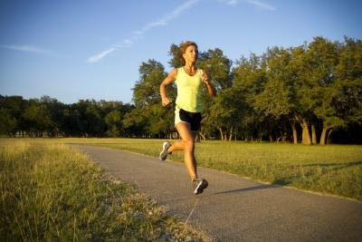 Increasing speed burns more calories in a shorter period of time.