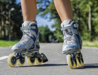 Can You Lose Weight by Rollerblading?