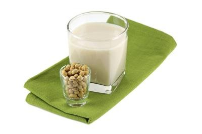 is soy milk safe to drink Soy milk or soymilk is a plant-based drink produced by soaking and grinding soybeans, boiling the mixture, and filtering out remaining particulates.