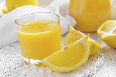 Juices That Contain Citric Acid