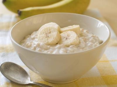 Try oatmeal once you can tolerate clear liquids.