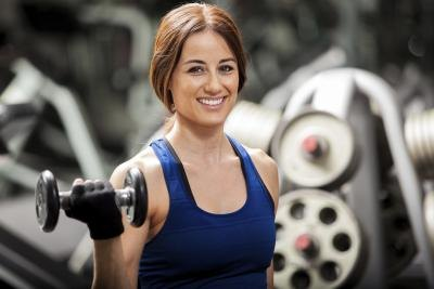 How Women Bulk Up With Weight Training