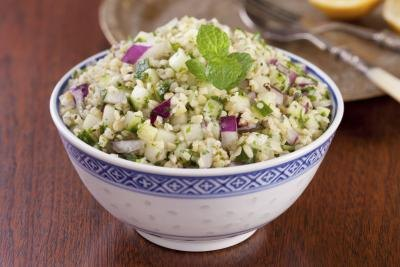Tabouli Nutrition Information