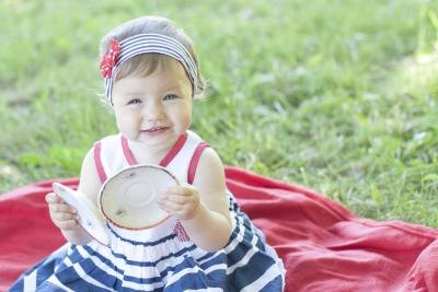 What Should a 16-Month-Old Eat?