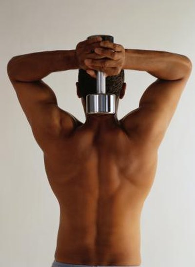 How to Get Ripped Arms With Dumbbells