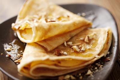 Nutritional Facts of Crepes