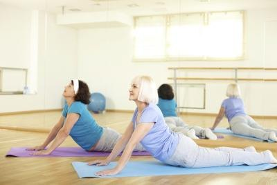 Stretching allows for greater range of motion, freedom of movement and relaxed muscles.