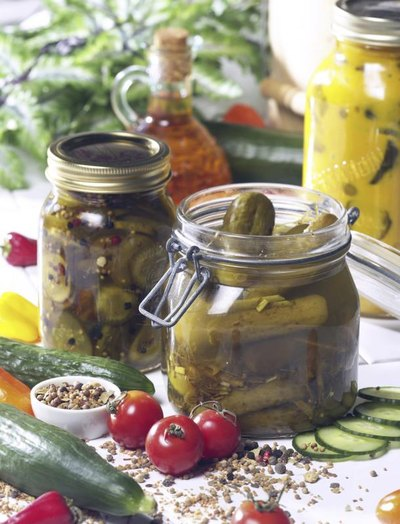 Pickle Juice & Acid Reflux