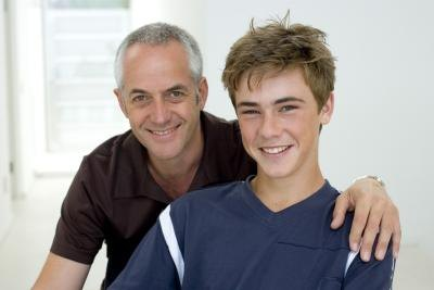 A Father's Impact on Teen Boys