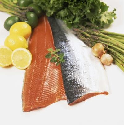 Sockeye Salmon Nutrition