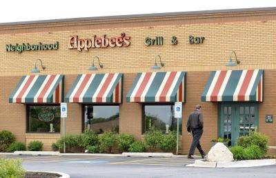 Applebee's Nutritional Guide