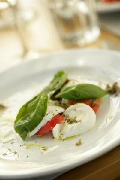 Nutrition of Buffalo Mozzarella
