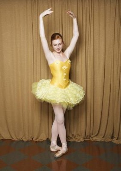 The Ideal Weight for a Ballerina