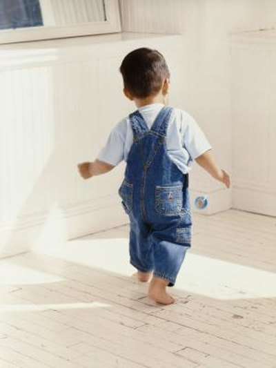 The Development of Motor Skills in 1-Year-Olds