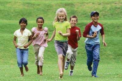 Fun Outdoor Games for School Aged Children