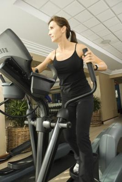 Would an Elliptical Machine Make Your Butt Bigger?
