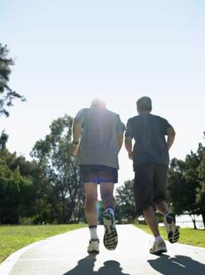 Jogging With Untreated Hyperthyroidism