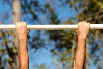 What Muscles Do Wide-Grip Pullups Work?
