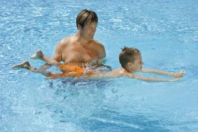 List of Things to Teach During Swim Lessons