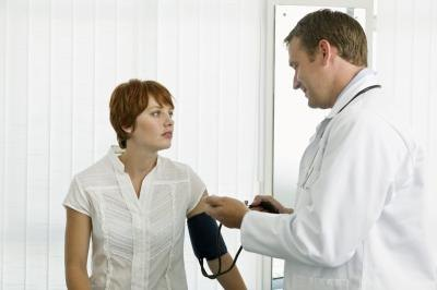 What Causes High Blood Pressure in Young Women?