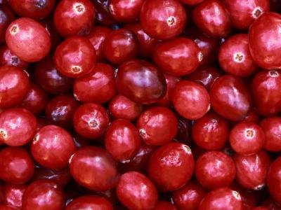 Juicing With Cranberries