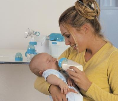 How to Use an Evenflo Electric Breast Pump