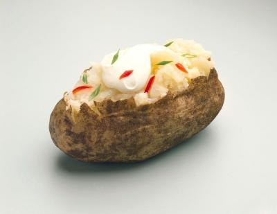 Can You Have Baked Potatoes If You Are Trying to Lose Weight & Tone?