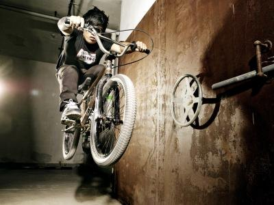 The Size Standards of a BMX Bike