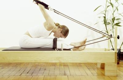 Exercises for the Bally's Total Fitness Pilates Resistance Tubing