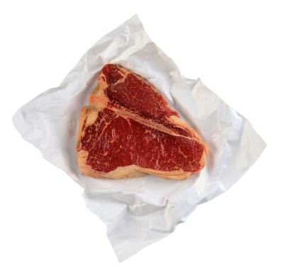 Nutritional Facts on a 5 oz Steak