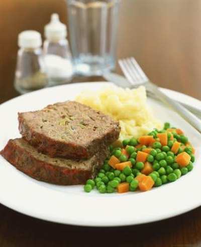 Calories in Turkey Meatloaf