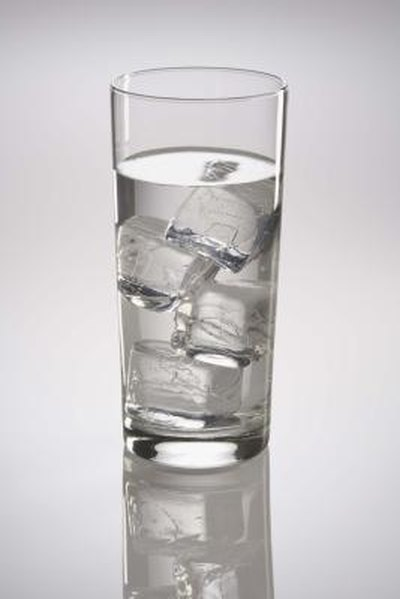Does Drinking Ice Cold Water Suppress Appetite?